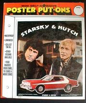 STARSKY & HUTCH Poster Put-On 1976 Sealed near MINT - $9.98