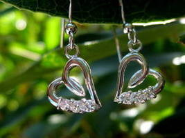 HAUNTED TWIN FLAME SOUL MATE EARRINGS + 101 LOVE SPELLS - $20.97