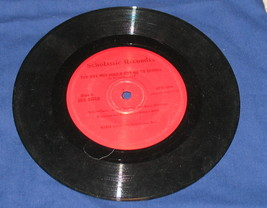 The Boy Who Would Not Go To School 45 rpm 1963 - $9.99