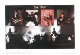 PINK FLOYD 1979 Mini-Poster Photo Sticker near MINT - $4.98