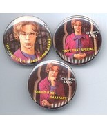 SATURDAY NIGHT LIVE 3 Church Lady Pinback Buttons - $9.98