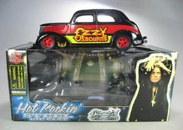 OZZY BLACK SABBATH Hot Rockin DieCast Car #20 - $19.98
