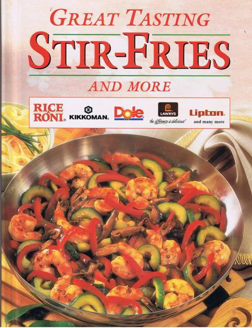 Great tasting stir fries and more