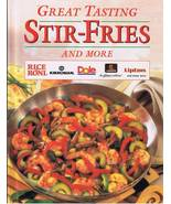 Great Tasting Stir-Fries and More Cookbook  - $3.00