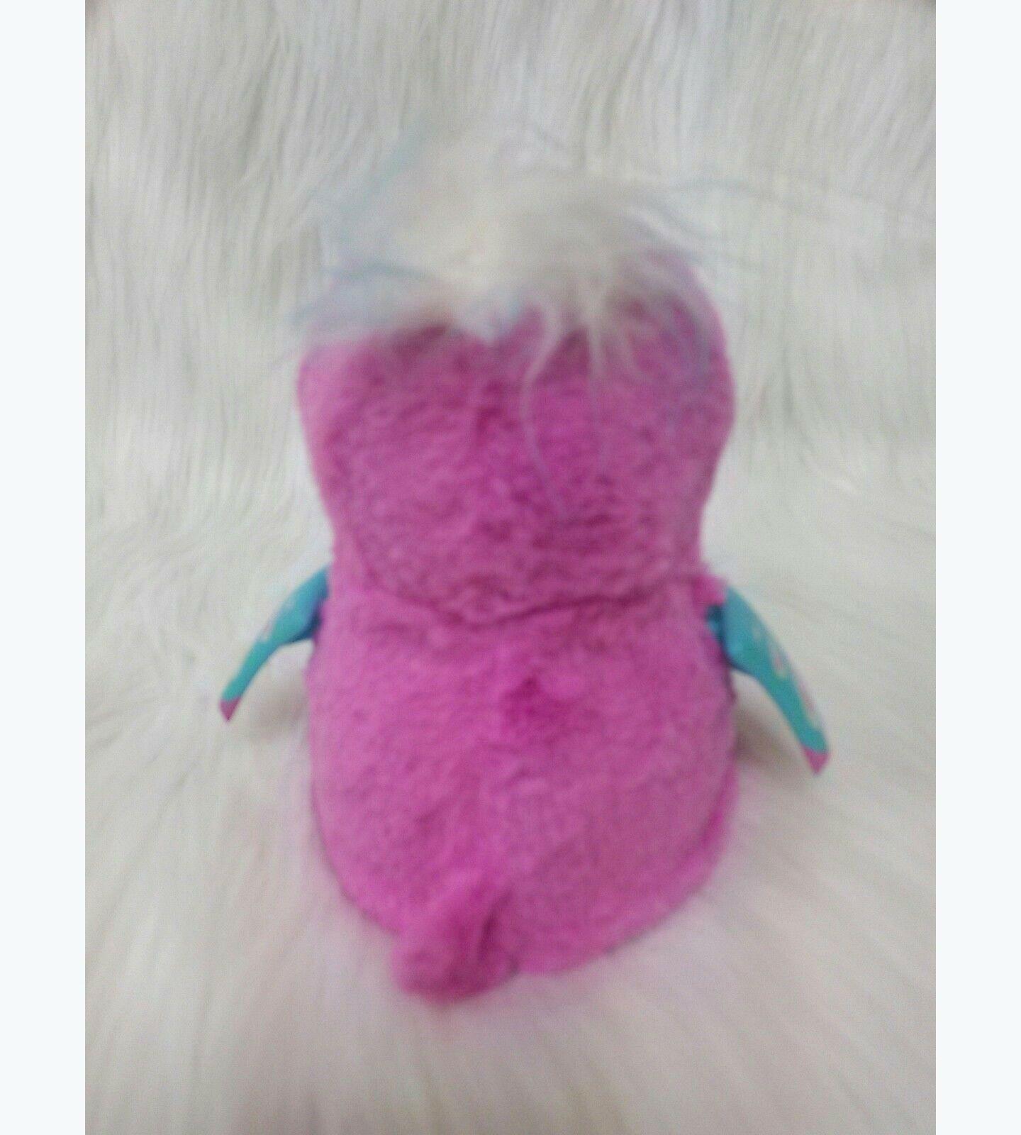 Hatchimals Penguala Pink White Penguin No Egg ElectronicToy Spin Master B350