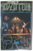 LED ZEPPELIN 1992 Photo Calendar near Mint Sealed - $7.98