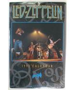 LED ZEPPELIN 2020 Photo Calendar 1992 Calendar reusable in the year 2020... - $9.98
