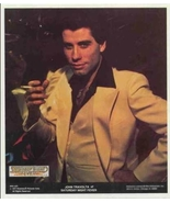 JOHN TRAVOLTA SATURDAY NIGHT FEVER 1977 Poster Put-On - $7.98