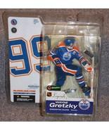2005 McFarlane NHL Legends Series 2 Edmonton Oilers Wayne Gretzky Figure... - $39.99
