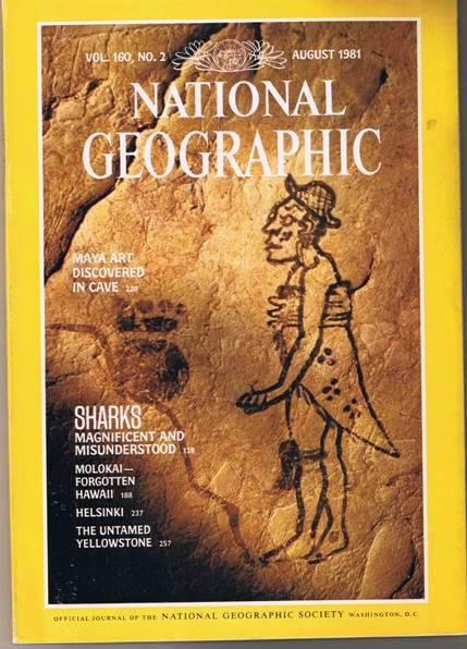 National geo august 1981