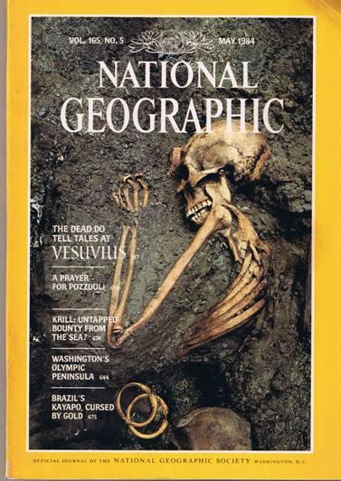 National geo may 1984