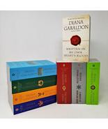 Diana Gabaldon's Outlander Books 1-8 Series Matching Mass-Market Edition... - $63.89