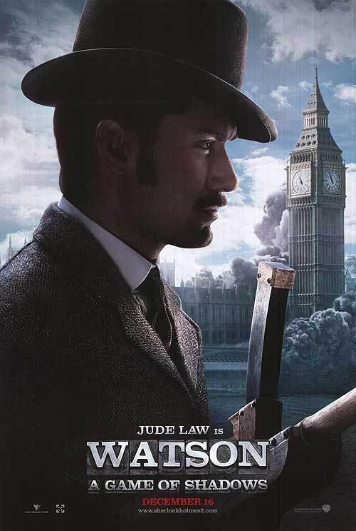 Sherlock jude