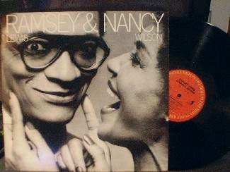 Ramsey Lewis & Nancy Wilson - The Two of Us - Columbia 39326