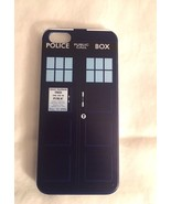 Doctor Who Tardis Phone Case Back Cover —iphone 5 5S 5G NEW  More DW Cas... - $5.93