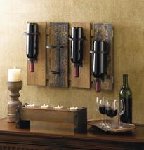 Rustic Wine Wall Rack - $61.36