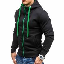 Mens Casual Hoodies Coat (M/L/XL/XXL) image 8