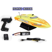 "Pro Boat Recoil 26"" Radio Control Self-Righting Brushless Deep-V RTR PRB... - $299.99"