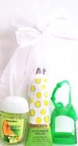 Bath & Body Works Cucumber Melon Hand Cream, PocketBac & Green Holder Set - $17.84