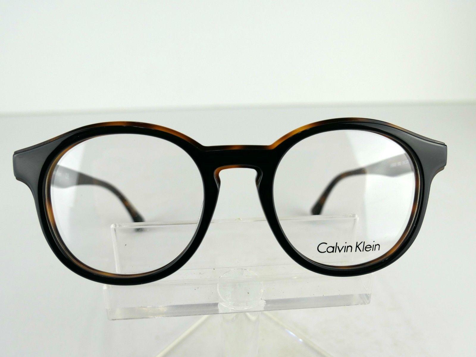 CALVIN KLEIN ck 5932 (003) Black / Tortoise 51 X 20 140 mm Eyeglass Frame