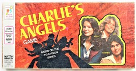 Charlie's Angels Board Game, Milton Bradley 1977, Complete READ - $23.36