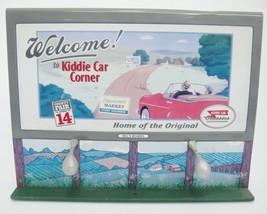 Kiddie Car Corner Billboard KCs Garage Pedal Car Service Bills Boards 1997 - $19.79