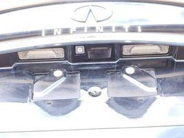 11-13 Infiniti M37 Rear Trunk Lid Tail Gate W/ Back-Up Camera image 8