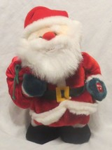 Toys By Tiffany Animated Southern Santa Y'all Musical and animated - $24.74