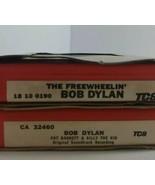 Bob Dylan 8 Tracks The Freewheeling And Post Garrett & Billy The Kid - $19.79