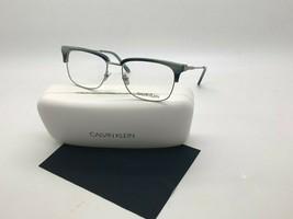 Calvin Klein CK18124 420 MARBLE GREY Women's Eyeglasses Frames 52-16-145MM/CASE - $36.82