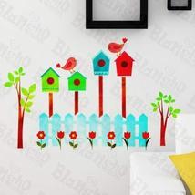 Little Garden - Wall Decals Stickers Appliques Home Dcor - $10.87
