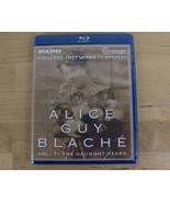 ALICE GUY BLACHE Volume 1: The Gaumont Years [Blu-ray, 2020] NEW & Sealed - $16.99