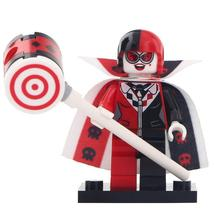 Harley Quinn with hammer Suicide Squad DC Comics Lego Minifigures Block Gift  - $1.99