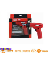 POWERTRC KIDS POWER TOOLS MINI TOY DRILL SET WITH 3 INTERCHANGEABLE DRIL... - $13.83