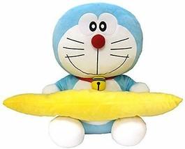 Nuovo Doraemon Pc Cuscino Peluche Bandai da Giappone F/S - $145.29