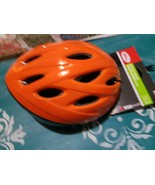 Bell Youth Orange Bike Helmet Ages 8 + - $19.64