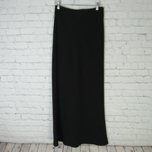 Tahari Skirt Womens Size 4 Black Long - $27.59