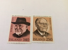 Iceland Europa   mnh 1980     stamps - $2.00
