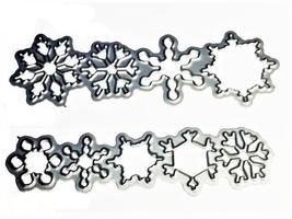 Snowflake Die Set #2