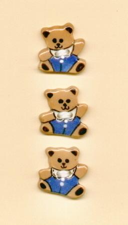 Tiny teddy bears