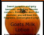 Pumpkin fun goats milk lotion thumb155 crop