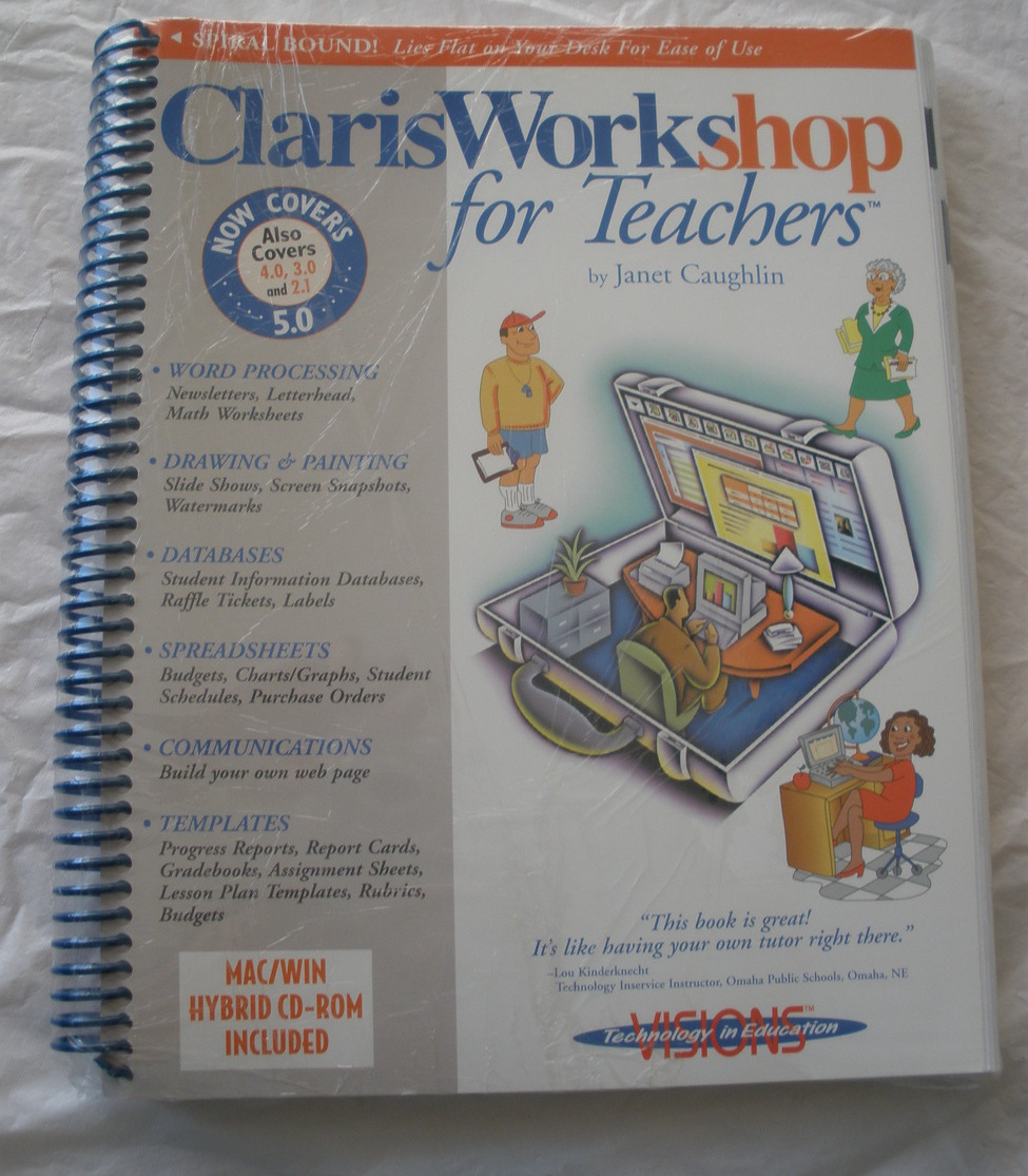 Claris workshop for teachers