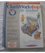 Claris Workshop for Teachers (AppleWorks for Teachers)- Caughlin - $9.50