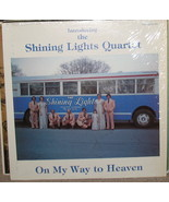 Introducing The Shining Lights Quartet LP- ER 631 - $9.95