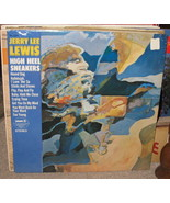 Jerry Lee Lewis High Heel Sneakers LP  Pickwick... - $9.99