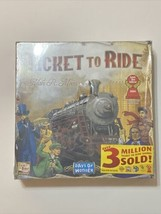 Days of Wonder Ticket To Ride by Alan R. Moon Train Adventure Board Game... - $28.71