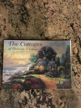 Vintage Collectable Art The Cottages of Thomas Kinkade 1998 Book of Post... - $24.99