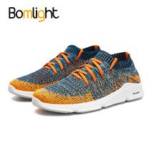Light Bomlight Footwear Sneakers Male Casual Summe Ultra Air Sock Mesh Sock Man rrpTa