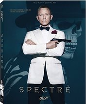 Spectre 007 James Bond (Blu-ray) (2016) - $4.95