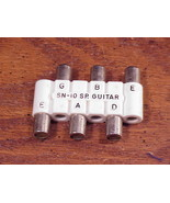 Spanish Guitar Super Pitch Pipe, SN-10, Wm Kraft Company - €4,34 EUR